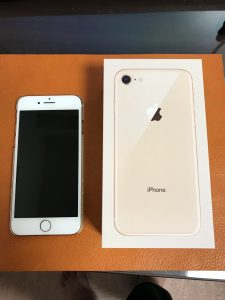 iPhone8の画像